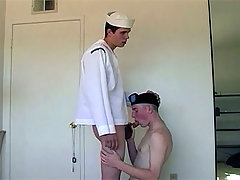 Nasty Men Couple Get Horny & Fuck Each Other
